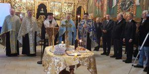 Basearica Ayiu Yiory Nau Comemorarea Papa Pambru Balamace