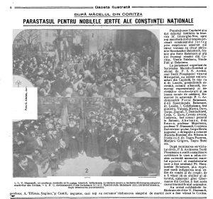 parastasul de la sf gh nou 12 aprilie 1914